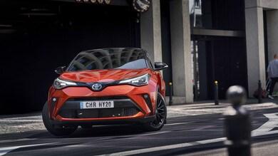 Toyota C-HR: lo show ibrido non si ferma più