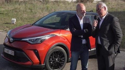 Toyota: intervista a Mariano Autuori