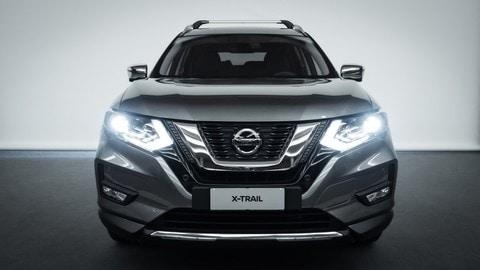 Nissan X-Trail Salomon: foto