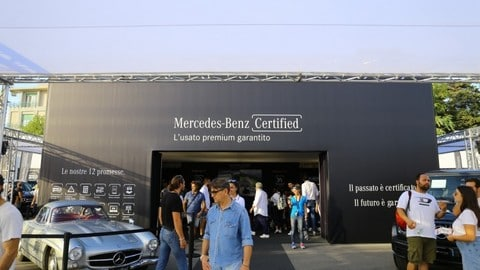 Mercedes Certified AMG: FOTO