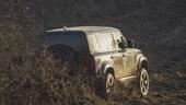 Land Rover Defender: auto di
