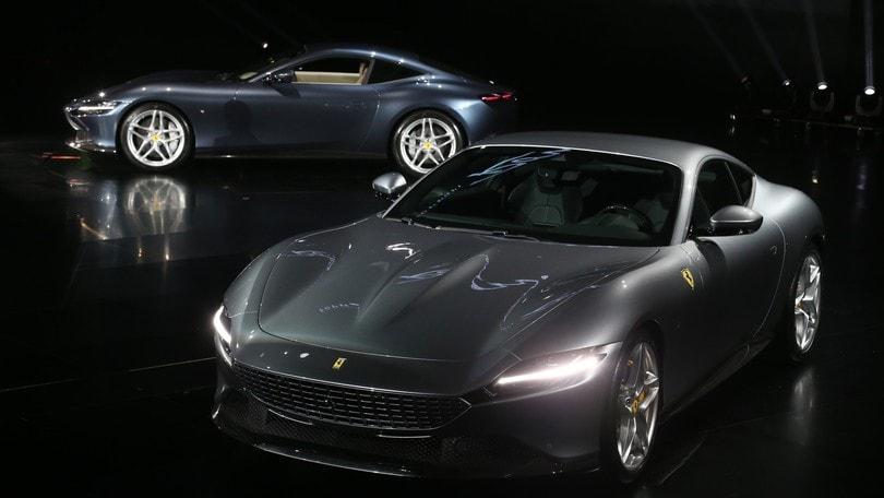 Ferrari Roma, ecco la nuova coupé del Cavallino Rampante