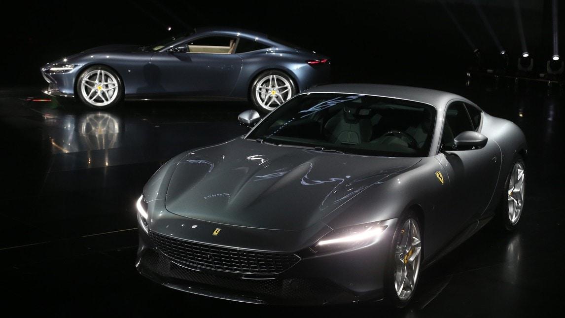 Ferrari Roma, ecco la nuova coupé del Cavallino Rampante - Auto.it