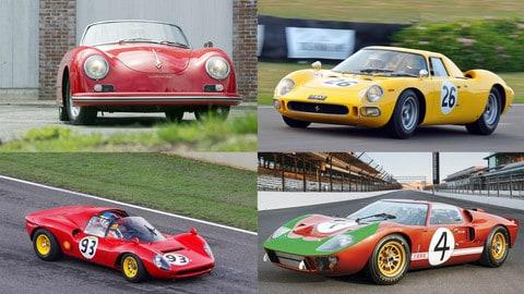 """Tutte le auto di """"Le Mans '66"""": FOTO"""