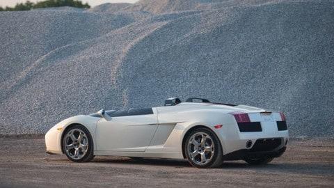 Lamborghini Concept S: FOTO