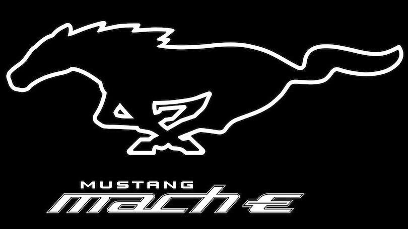 Mustang Mach-E, sfuggite le prime immagini