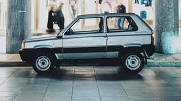 Fiat Panda 4x4 di Agnelli aggiudicata a 37.000 euro