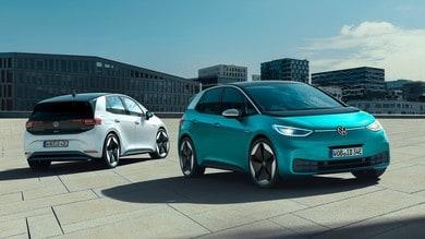 Volkswagen, 75 modelli elettrici in 10 anni