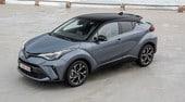 Toyota C-HR Hybrid: tutti i dettagli di un'auto capace di stupire