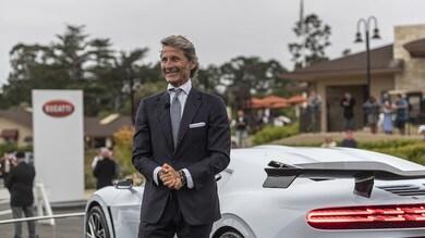 Bugatti, crossover o GT elettrica per i 'grandi' volumi