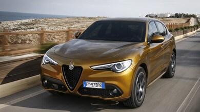 Alfa Romeo Stelvio 2020, la prova