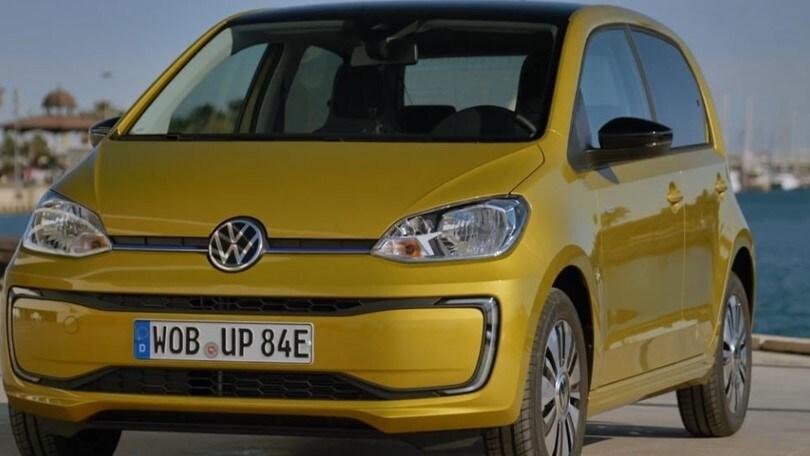 Volkswagen e-up! : VIDEO