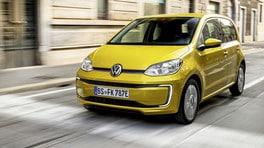 Volkswagen e-up!, la prova elettrica a Valencia