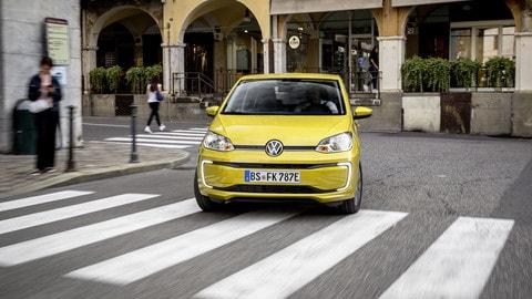Volkswagen e-up! FOTO
