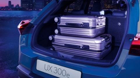 Lexus UX 300e: foto