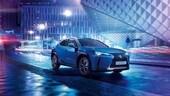 Lexus UX elettrica 300e, esplorazione oltre l'ibrido