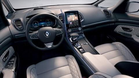 Renault Espace 2020: foto
