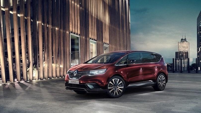 Renault Espace restyling, salto di qualità degli Adas