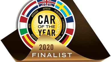 Auto dell'anno 2020, selezionate le 7 finaliste