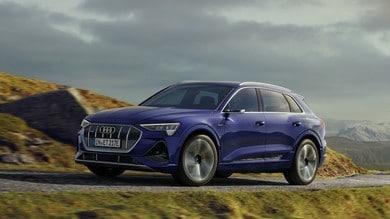Audi e-tron, i dettagli danno nuova spinta all'autonomia