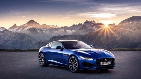 Nuova Jaguar F-Type 2020: le foto