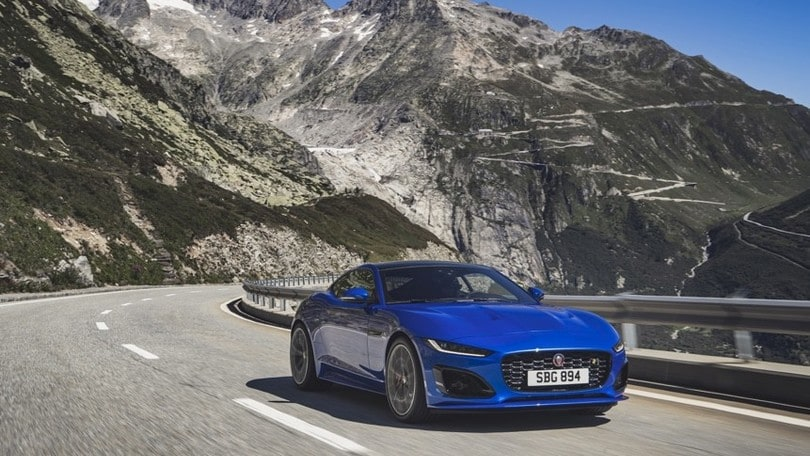 Jaguar F-Type 2020, restyling con sorpresa V8