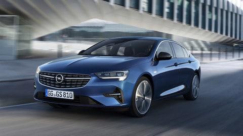 Opel Insignia 2020: foto