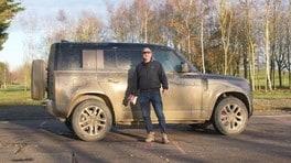Land Rover Defender: il primo contatto con Arturo Rizzoli - Video