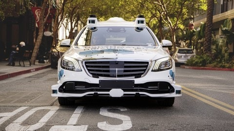 Mercedes e Bosch per la guida autonoma FOTO