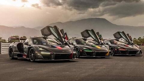 McLaren Senna XP FOTO