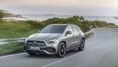 Nuova Mercedes GLA, il lato sportivo del crossover