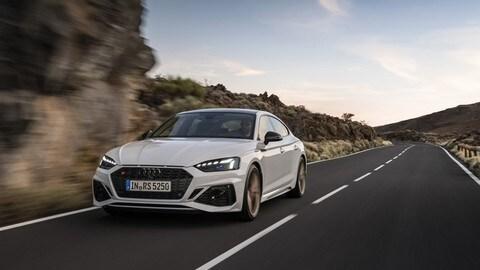 Audi RS5 2020: foto