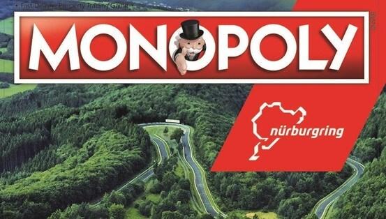 Regali di Natale auto: Monopoly Nürburgring e le t-shirt Dodge