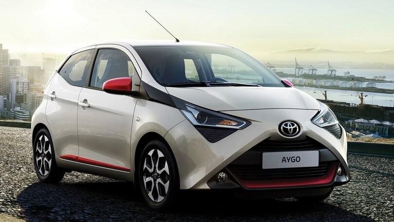 Toyota Aygo, sì alla terza: sarà elettrificata