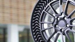 Uptis Michelin, concept rivoluzionario: FOTO