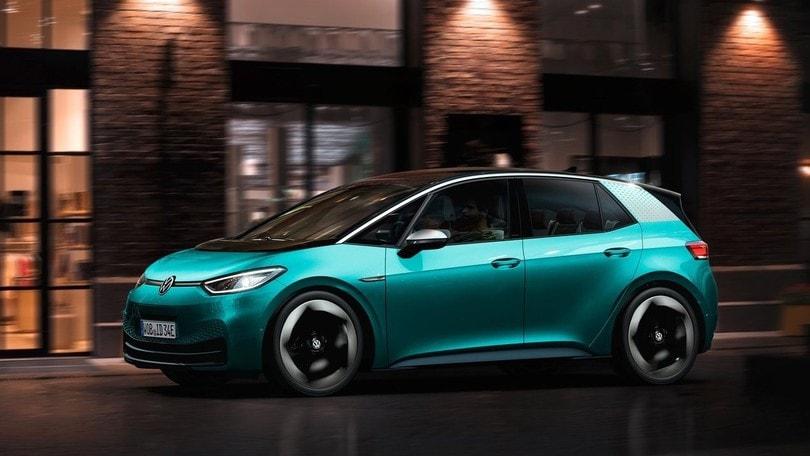 Volkswagen, la sportività delle elettriche ID. sarà GTX