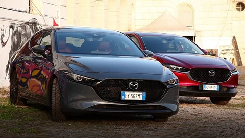 Video: Mazda Skyactiv-X, il meglio dei due mondi