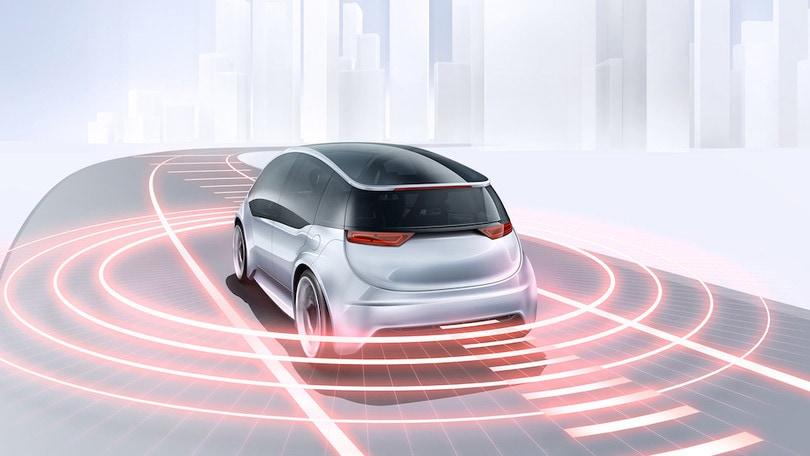 CES 2020, Bosch presenta il Lidar pronto per la produzione