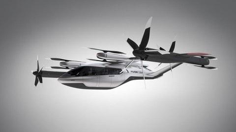 Uber e Hyundai insieme per i taxi volanti VIDEO
