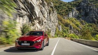 Mazda3, arriva un nuovo motore