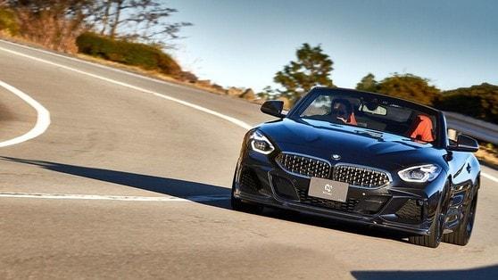 BMW Z4, il tuning 3DDesign