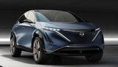 Nissan, il suv elettrico avrà prestazioni da Nissan Z
