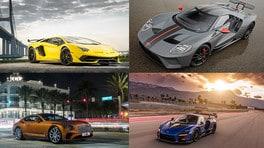 Le auto più veloci del 2019: foto