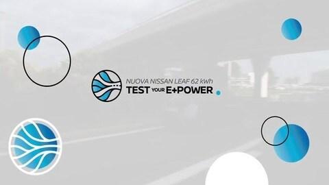 Nissan Leaf e+: la prova sul litorale romano VIDEO