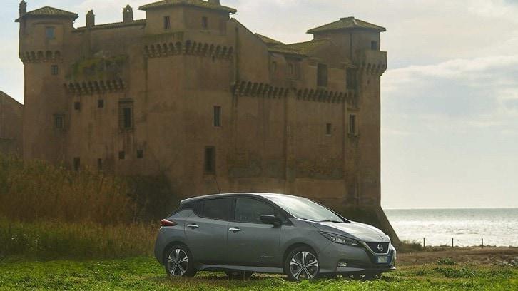 Nissan Leaf e+, viaggi senza problemi