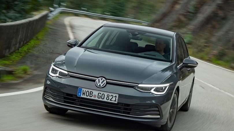 Volkswagen Golf GTI 8 debutta a Ginevra