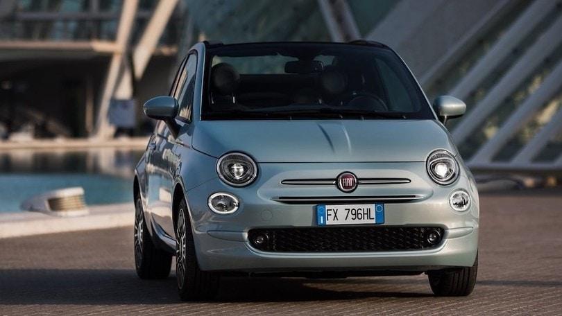Nuova Fiat 500 elettrica, le soluzioni attese a Ginevra