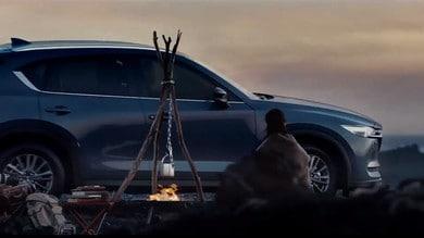 Nuova Mazda CX-5, il video in azione