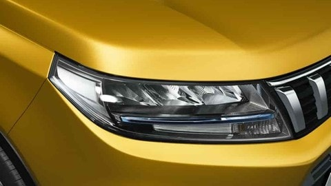 Suzuki Vitara Hybrid FOTO