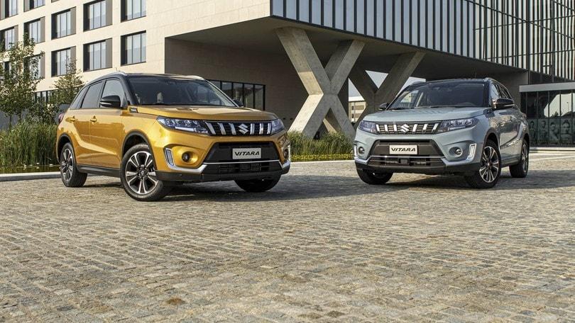 Suzuki Vitara e S-Cross Hybrid, la prova dei SUV elettrificati